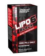 Lipo 6 Black Ultraconcetrate